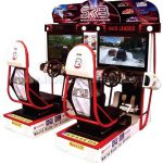 Sega Rally 3 Twin